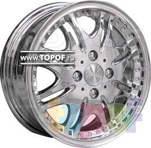 Колесные диски TGRacing LZ198. Изображение модели #2