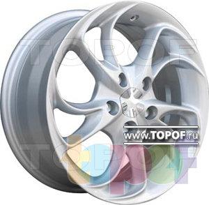 Колесные диски TGRacing LZ199. Изображение модели #1
