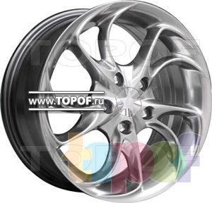 Колесные диски TGRacing LZ199. Изображение модели #2