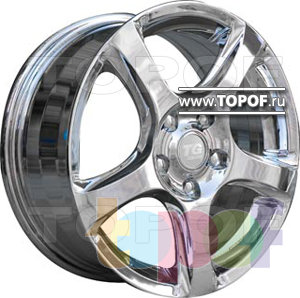 Колесные диски TGRacing LZ200. Изображение модели #2