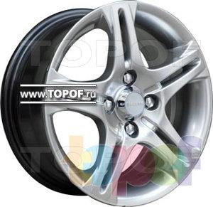 Колесные диски TGRacing LZ205. Изображение модели #2