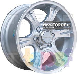 Колесные диски TGRacing LZ211