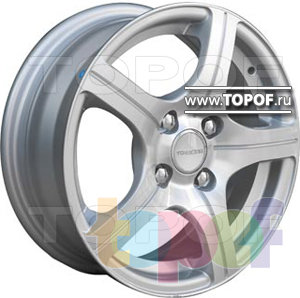 Колесные диски TGRacing LZ213. Изображение модели #1