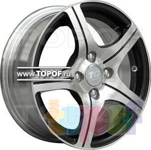Колесные диски TGRacing LZ213. Изображение модели #2