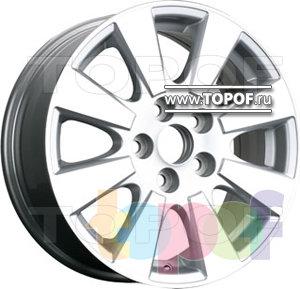 Колесные диски TGRacing LZ218. Изображение модели #1