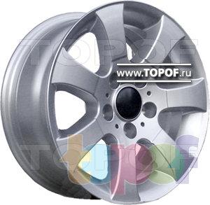 Колесные диски TGRacing LZ233. Изображение модели #1