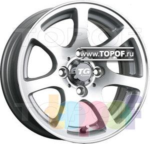 Колесные диски TGRacing LZ259. Изображение модели #1