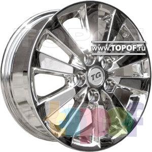 Колесные диски TGRacing LZ278. Изображение модели #1