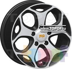 Колесные диски TGRacing LZ302
