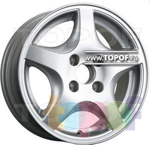 Колесные диски TGRacing LZ337. Изображение модели #1