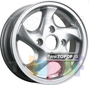Колесные диски TGRacing LZ339. Изображение модели #1