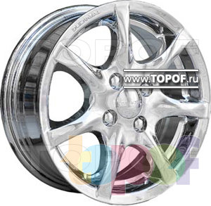 Колесные диски TGRacing TGD001. Изображение модели #1