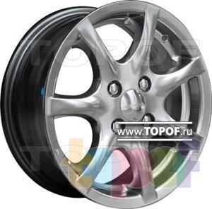Колесные диски TGRacing TGD001. Изображение модели #2