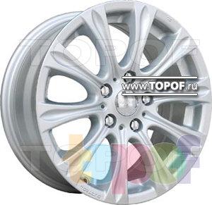 Колесные диски TGRacing TGD004. Изображение модели #2