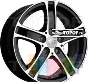 Колесные диски TGRacing TGD010. Изображение модели #1