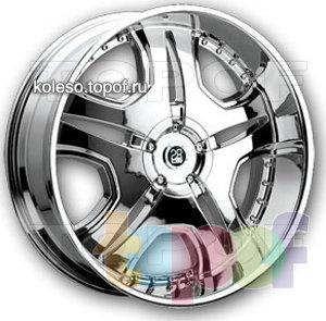 Колесные диски TIS 03. Изображение модели #1