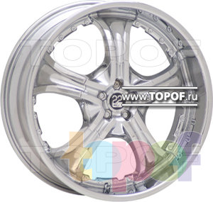 Колесные диски TIS 09. Изображение модели #1