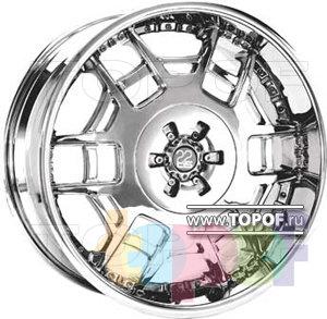 Колесные диски TIS 11. Изображение модели #1