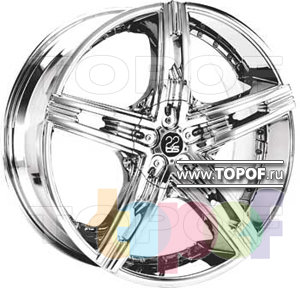 Колесные диски TIS 12. Изображение модели #1