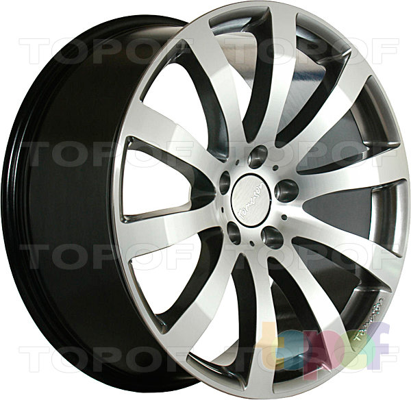 Колесные диски Tomason TN4