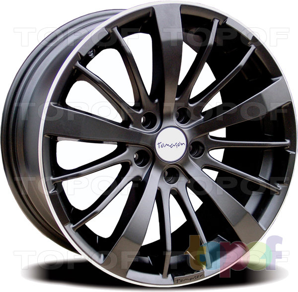 Колесные диски Tomason TN6. Изображение модели #2