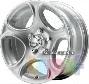 Колесные диски Toora C940. Изображение модели #1