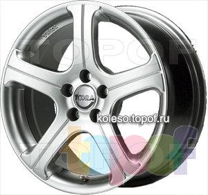 Колесные диски Toora T150. Изображение модели #1
