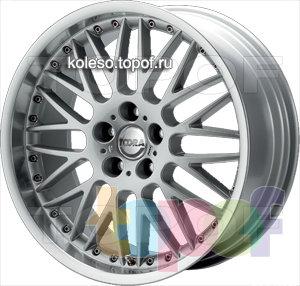 Колесные диски Toora T190. Изображение модели #1
