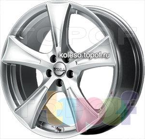 Колесные диски Toora T250. Изображение модели #1