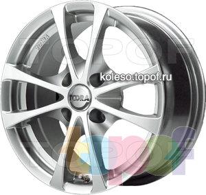 Колесные диски Toora T440. Изображение модели #1