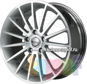 Колесные диски Toora T560. Изображение модели #1
