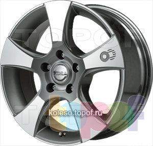 Колесные диски Toora T570