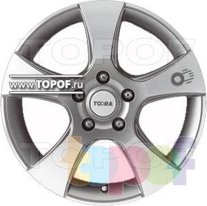 Колесные диски Toora T575. Изображение модели #1