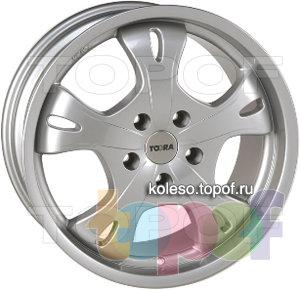 Колесные диски Toora T640. Изображение модели #1