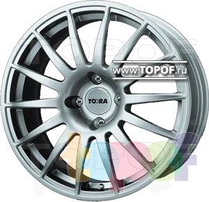 Колесные диски Toora T695. Изображение модели #1