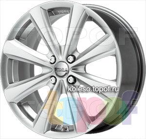 Колесные диски Toora T940. Изображение модели #1