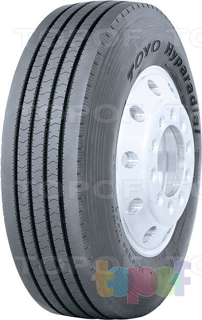 Шины Toyo M140z. Дорожная шина для грузового автомобиля