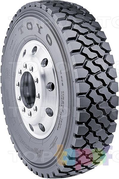 Шины Toyo M503z. Всесезонная шина для грузового автомобиля