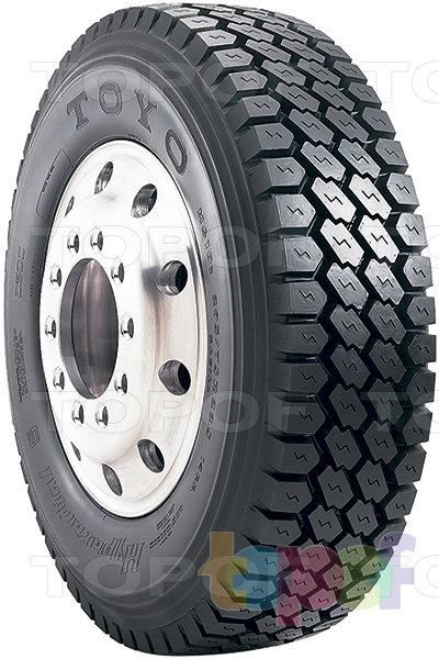 Шины Toyo M610z. Всесезонная шина для грузового автомобиля