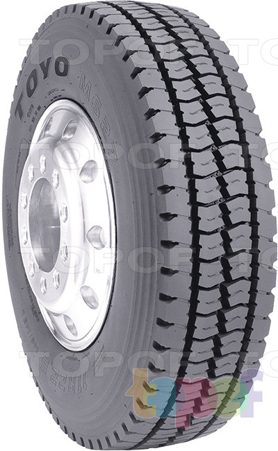 Шины Toyo M627. Всесезонная шина для грузового автомобиля