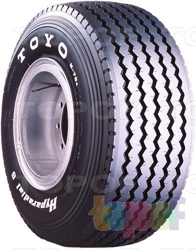 Шины Toyo M70. Дорожная шина для грузового автомобиля