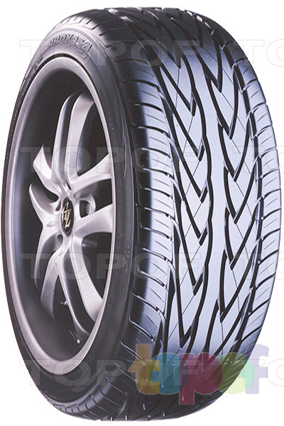 Шины Toyo Proxes 4. Летняя шина для легкового автомобиля