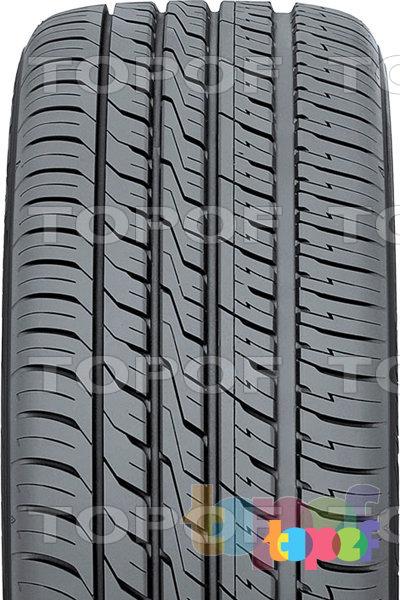 Шины Toyo Proxes 4 Plus. Асимметричный рисунок протектора