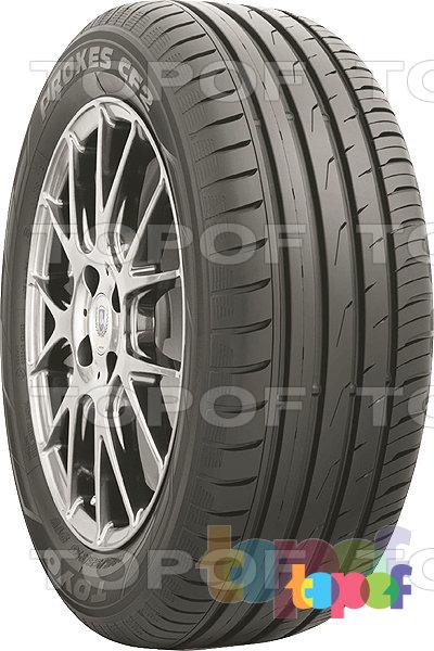 Шины Toyo Proxes CF2. Летняя шина для легкового автомобиля