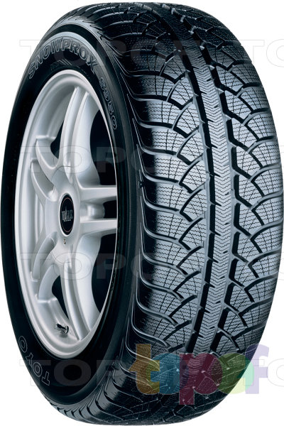 Шины Toyo Snowprox S950. Зимняя нешипуемая шина для легкового автомобиля