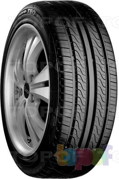 Шины Toyo Teo Plus. Летняя шина для легкового автомобиля