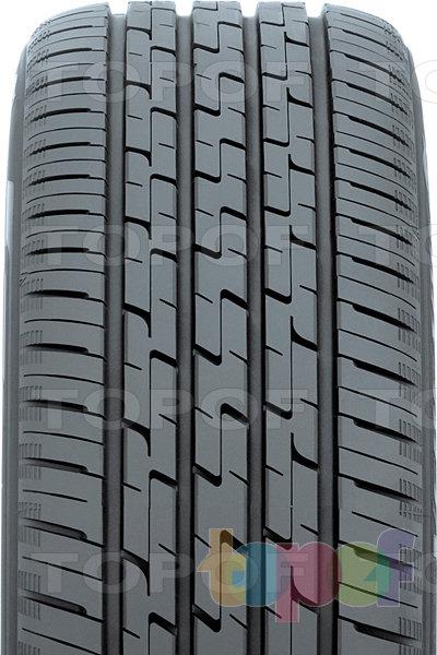Шины Toyo Versado Eco. Широкие продольные канавки