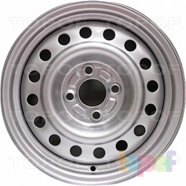 Колесные диски Trebl 1308. Изображение модели #1