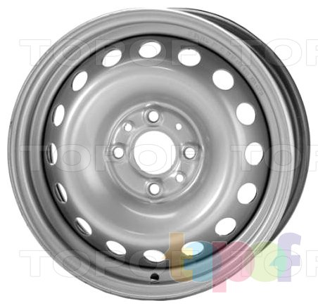 Колесные диски Trebl 13554100