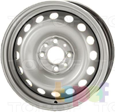 Колесные диски Trebl 42653. Изображение модели #1